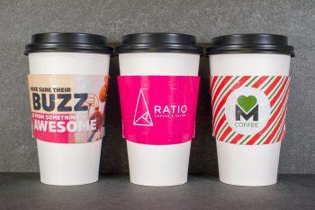 03c89e41e3e HotShot Coffee Sleeves Canada- Custom coffee cup sleeves